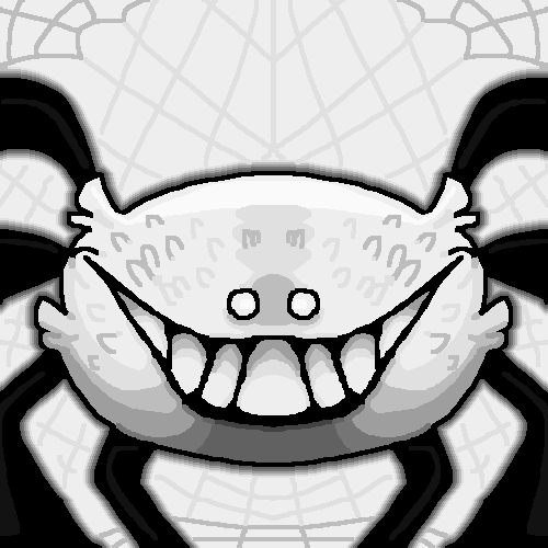 the funny spider