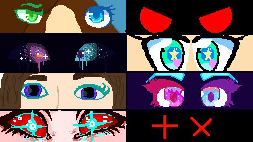 bloods eyes
