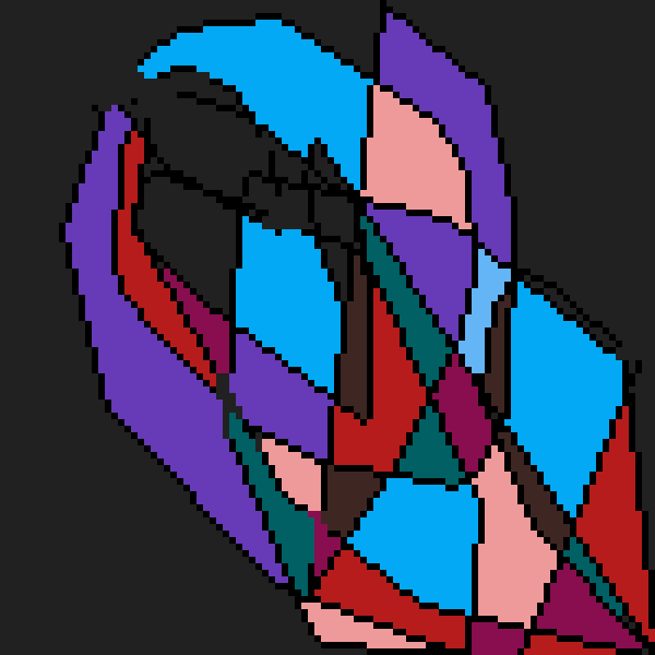 Stained glass thing