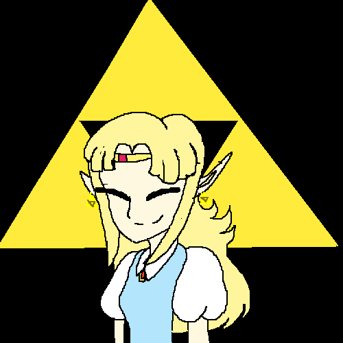 A Link To The Past-Zelda