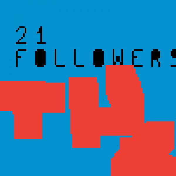 21 FOLLOWER