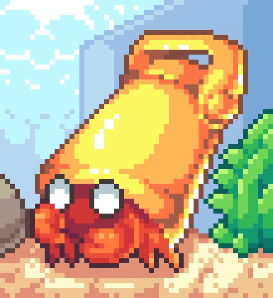 Dancy Crab