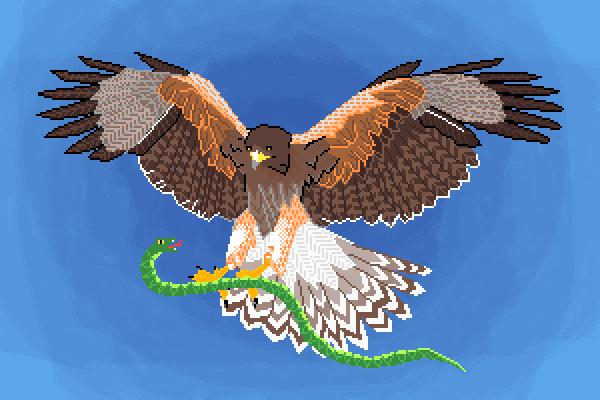 Parachuting Snake 21/22.03.19