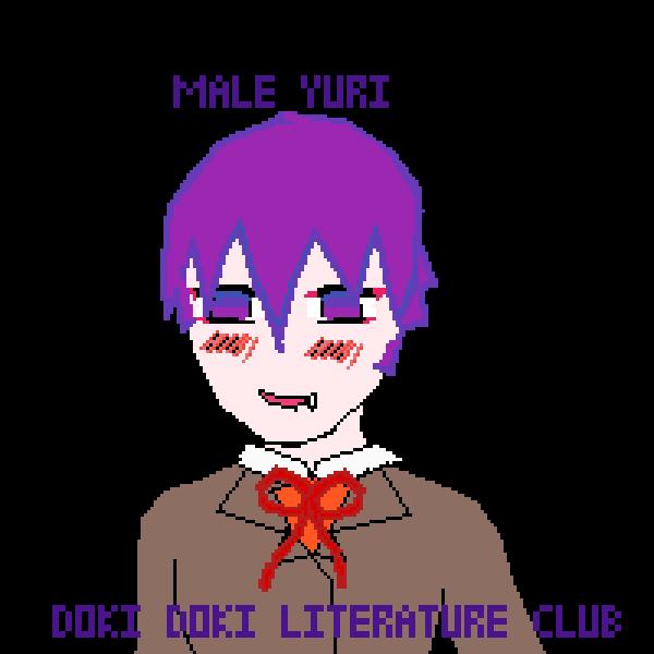 Male Yuri