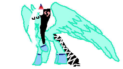 mlp OC named: Mint