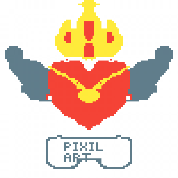 pixel  heart  for pixel art