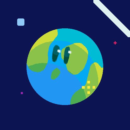 Earth (tweening?)