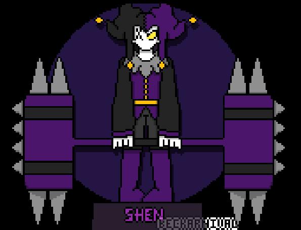 Shen sprite
