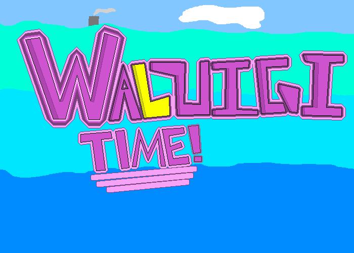 Waluigi Time! [Waluigi Game Concept]