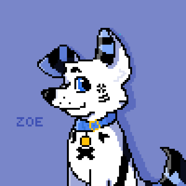 Zoe one of my ocs