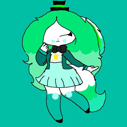 Crystal's Costume