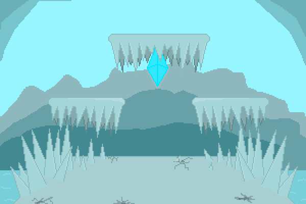 Icy Caves (Original by AlexAPhox)