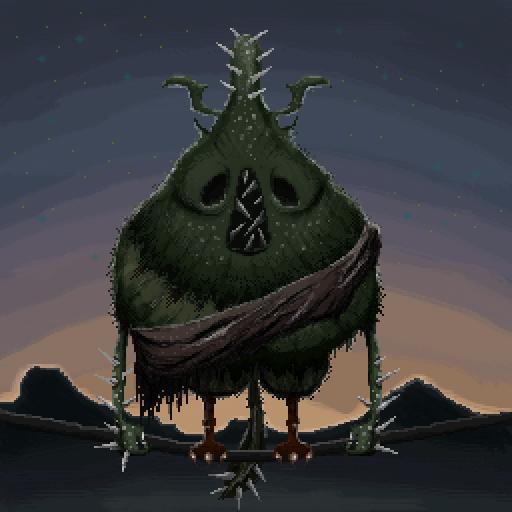 Monstruo Cactavar Wren (O.C. Design)