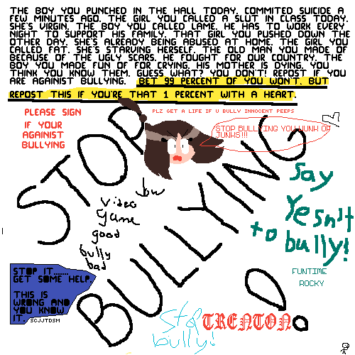 Stop bully