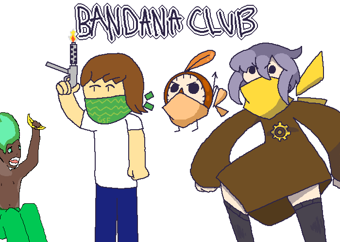 bandana club collab