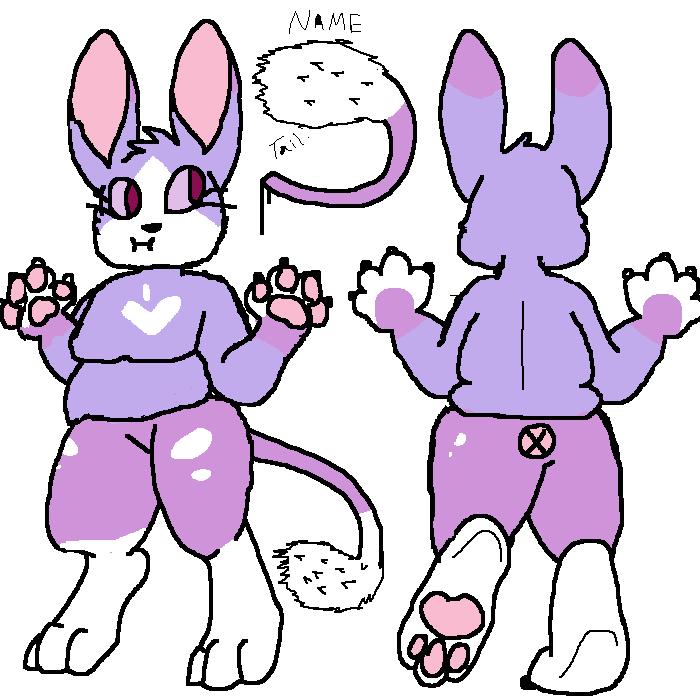 chubby bunny~