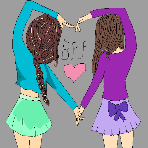 Me and by Bff