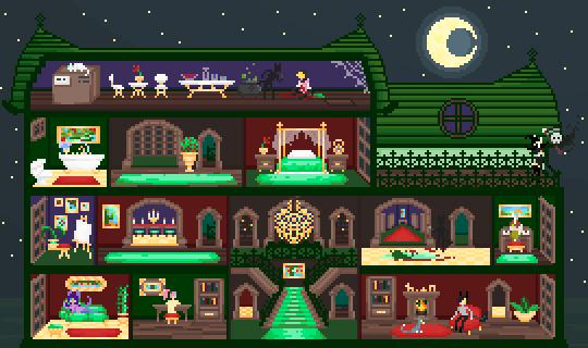 -= Pixel's Manor =-