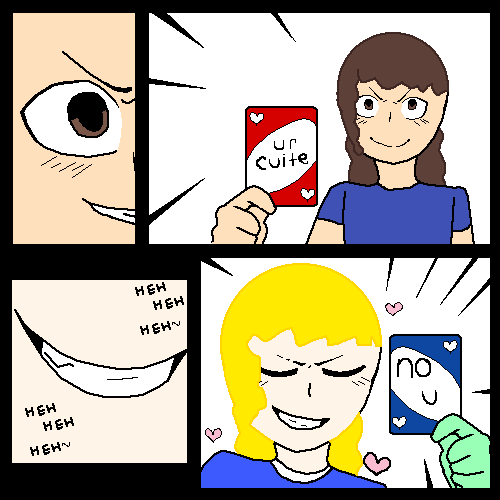 Uno game -w-