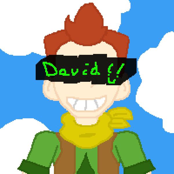 David! (Camp camp)
