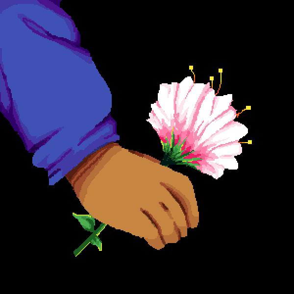 fake flowers•