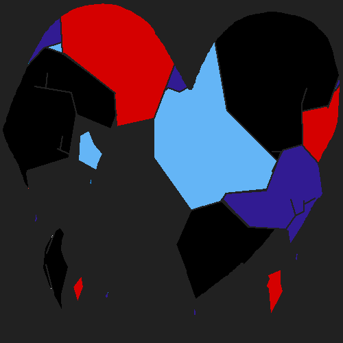 Broken heartake