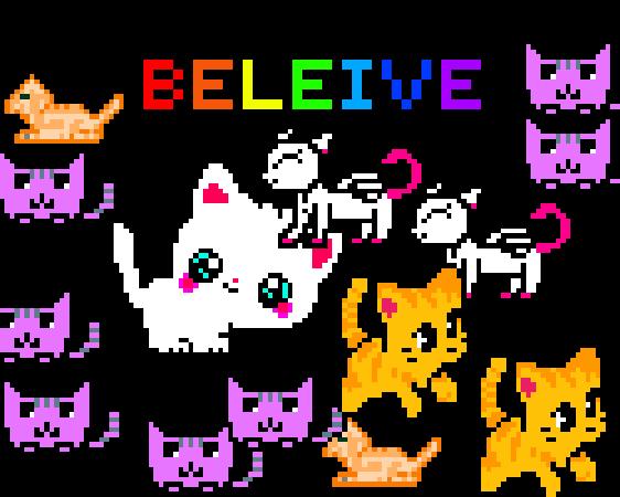 Believe in Cats
