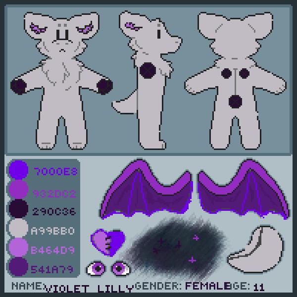 Violet Lilly