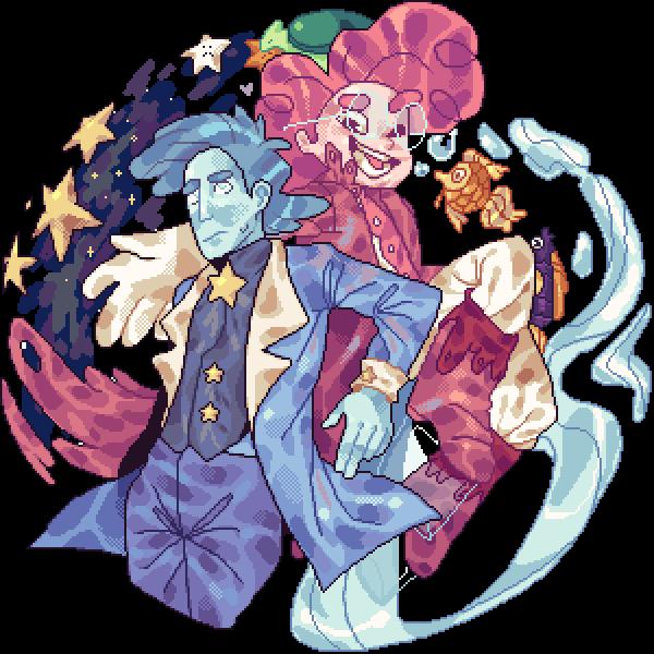 Paz and Mako