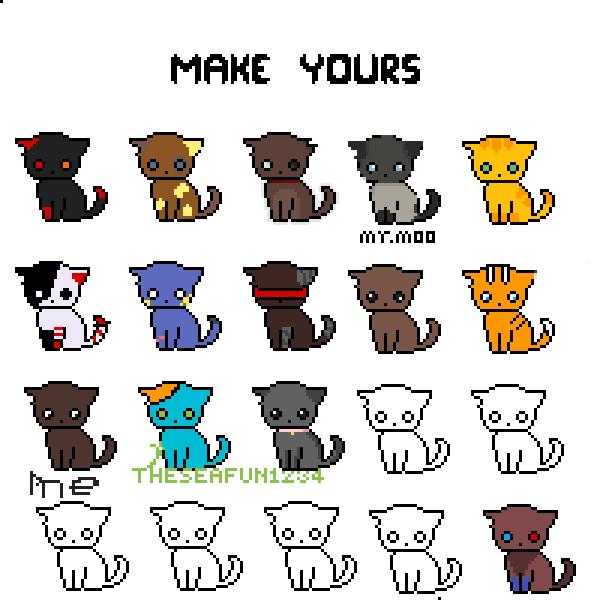 idk cats
