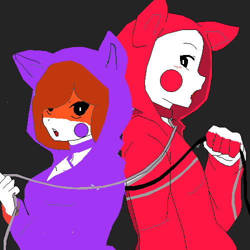 mangle and lolbit