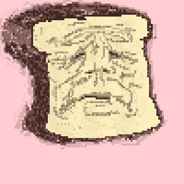 Deprezzed bread 2