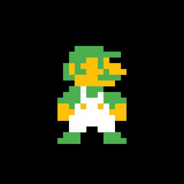 Luigi 1 2 and 3 Morph