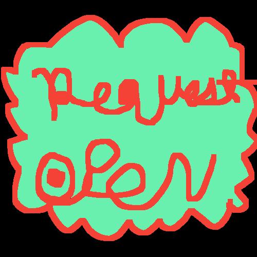 requests open