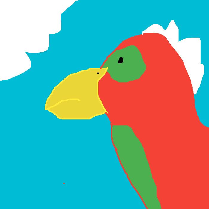 Birdie!