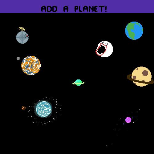 add a planet