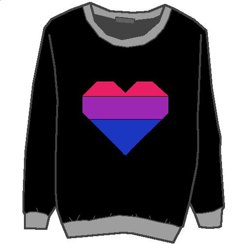 (base) BI love sweater <3