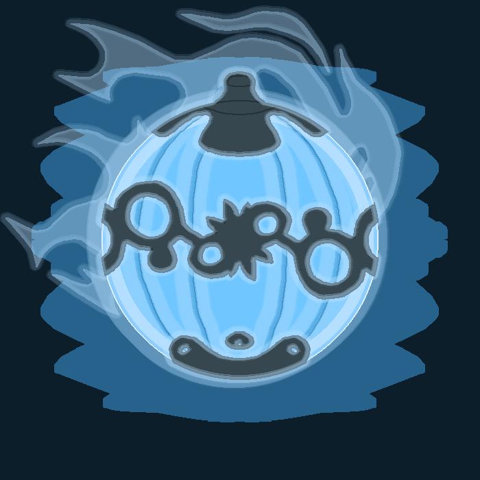 Neon Lantern