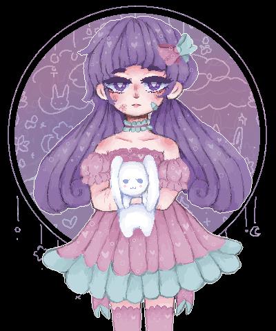 ☆。*bunnies & stars *。☆