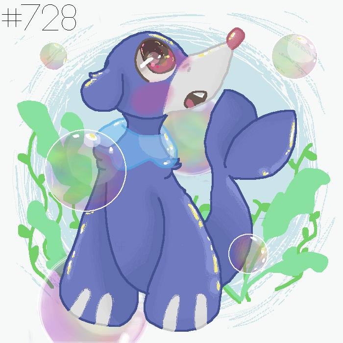 Popplio #728