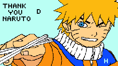Thank You Naruto :D