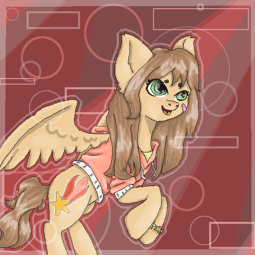 Star - Requested from someone on DeviantArt