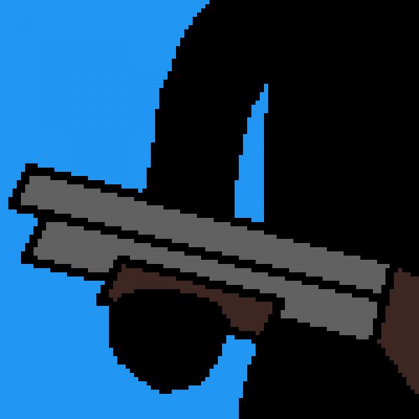 shotgun boy