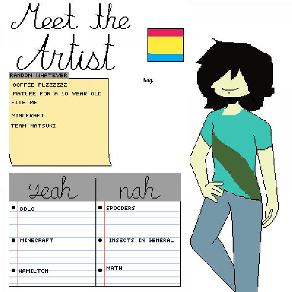 meet ze artist
