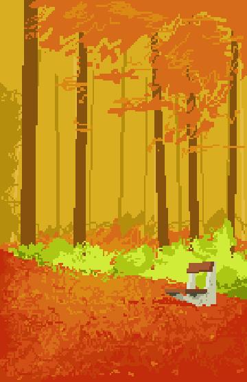 unfin forest