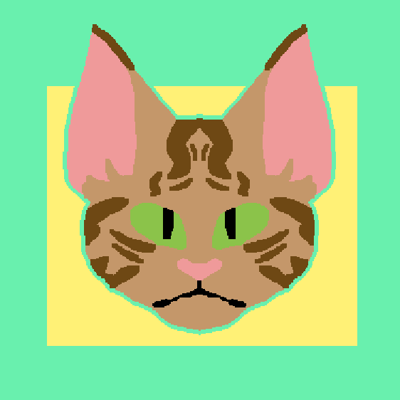 Tabby cat (request)
