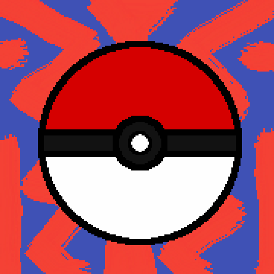 Make a pokeball!!! (Just do it)
