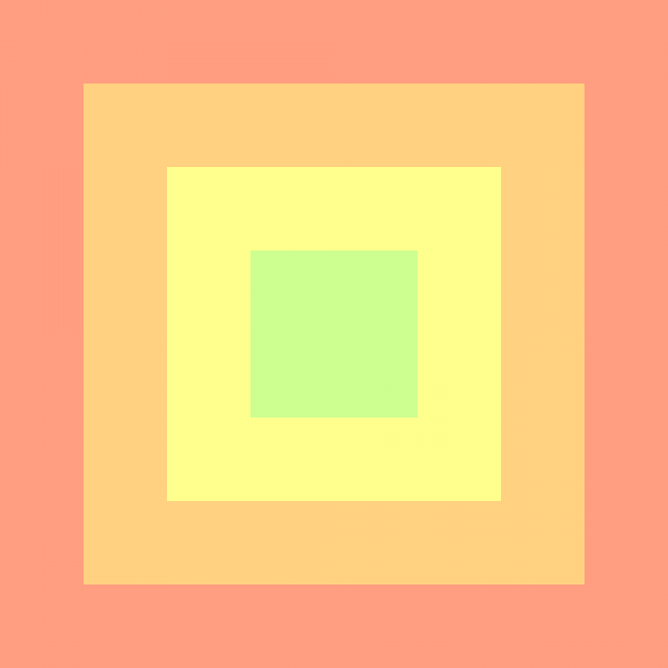 Rainbow Gif 8x8