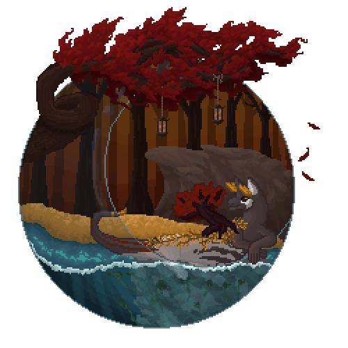 Autumnal Terrarium