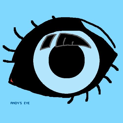 My OC's Eyes
